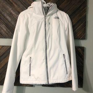 North Face Windwall Winter Coat Small